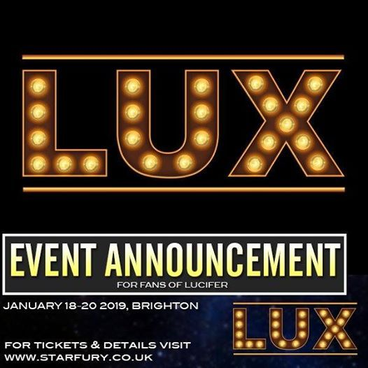 LUX Convention