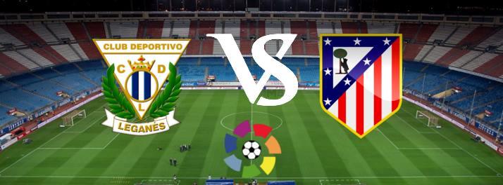 Resultado de imagem para Atlético de Madrid x Leganés