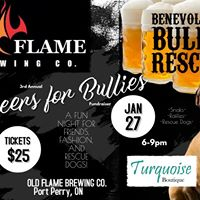 Beers 4 Bullies Fundraiser