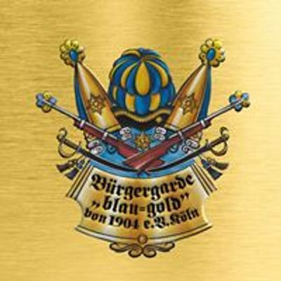 "Bürgergarde ""blau-gold"" von 1904 e.V. Köln"