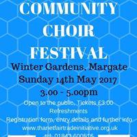 Thanet Community Choir Festival