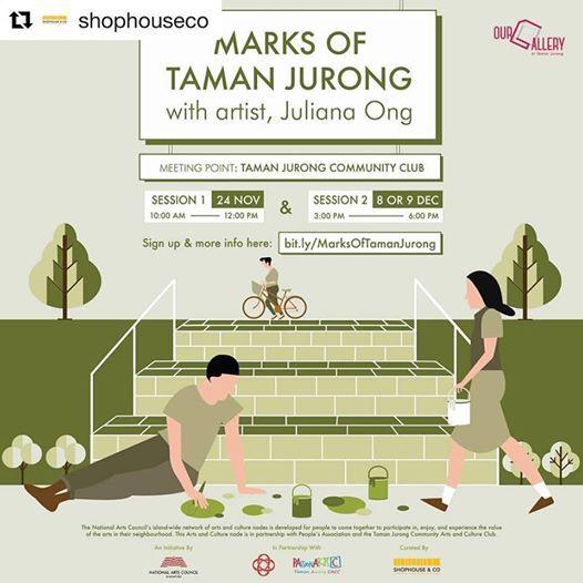 Marks of Taman Jurong