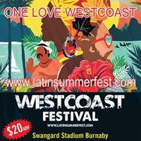 AfroLatin and Reggae 5 day Festival