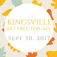 Kingsville Culture Days Art Free-For-All