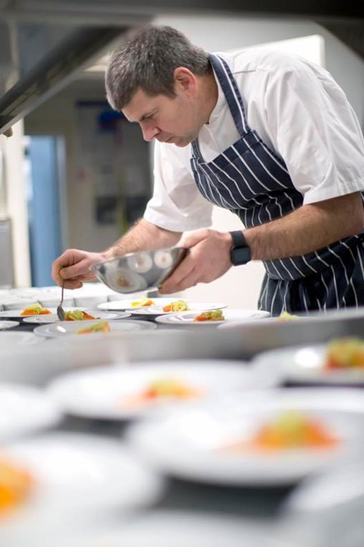 Seafood Supper Club With Coghlans November 16th