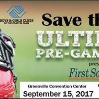 Ulitmate Pre-Game Party presented by First South Bank is coming