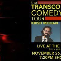 Athens Ga TransConTour Variety w Krish Mohan &amp Liss Victory