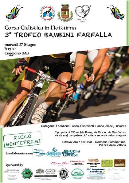 3 Trofeo Bambini Farfalla