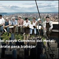 Formacin oficial para el nuevo Convenio del Metal