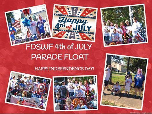 FDSWF Brandon 4th of July Parade