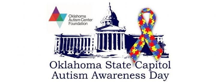 Autism Awareness Day at the OK State Capitol