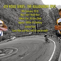 ATH Road Series  The Kaladunghi EPIC