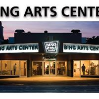 Bing Arts Center Booster Bash