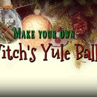 Witchs Yule Ball Workshop