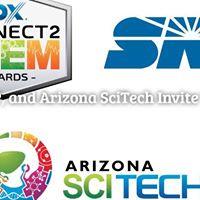 AZ SciTech Collaborator Thank You Event &amp Connect2STEM Awards