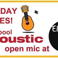 Tuesday Tunes with Liverpool Acoustic at 81 Renshaw 270617