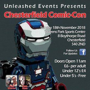 Chesterfield Comic-Con