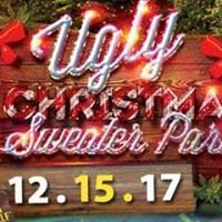 Ugly Christmas Sweater Rooftop Party (Clubfix.Net Parties)