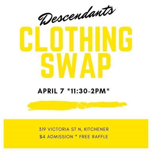 Descendants Clothing Swap