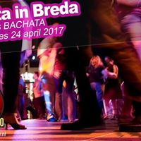 24 april Gratis proefles Bachata Sensual in Breda