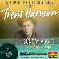 Trent Harmon at SeaLegs live 813 in Huntington Beach