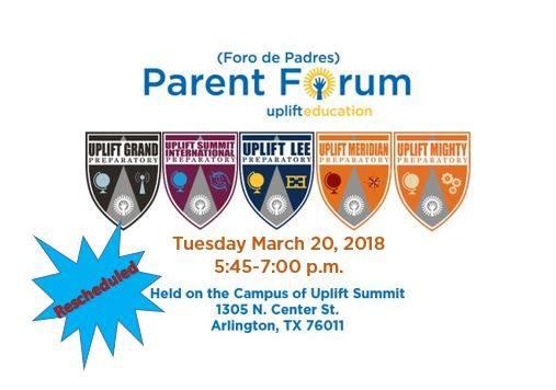 Parent Forum - Laptop Giveaway