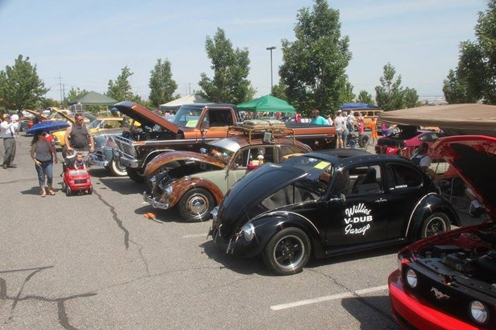 Th Annual Utah Rides Car And Bike Show At South West - Jc hackett car show calendar