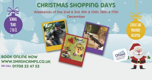 Christmas Shopping Day - 16th December