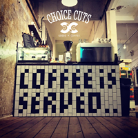 Choice Cuts Goods + Coffee