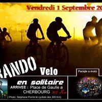 300 km  velo seul Recherche Motard pour Parade 1euro par moto