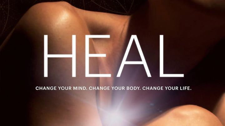 Positive Nights presents HEAL film screening. Change your Life