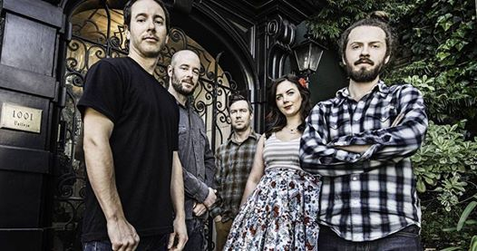Yonder Mountain String Band w Handmade Moments