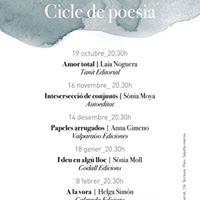 Poesia amb Laia Noguera