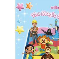Milkshake Live  The Magic Story Book