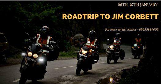 Roadtrip To Jim Corbett