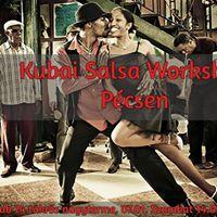 Kubai Salsa Ws Atesszal s Laurval Pcsen