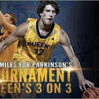 Queens Mens Basketball Co-ed 3 on 3 tournament for Parkinsons