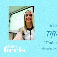 BiH Geelong presents Tiffany Toombs and &quotUnderstanding Stress&quot
