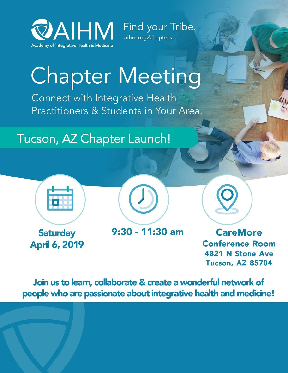 Academy of Integrative Health and Medicine Tucson Chapter
