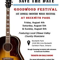Goodwood Music Festival in Beckwith Park