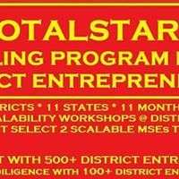 Incubation &amp Scaling Micro &amp Small District Entrepreneurs  Ranchi