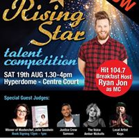 Rising Star Talent Competition