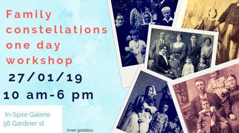 Family Constellations one day workshop