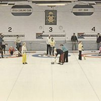 Lets Throw some Stones 150 Years of the Utica Curling Club
