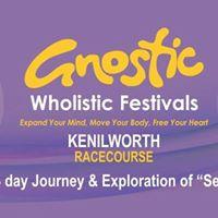 DD performing at Gnostic Festival 2017