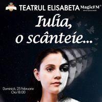 Iulia o scanteie