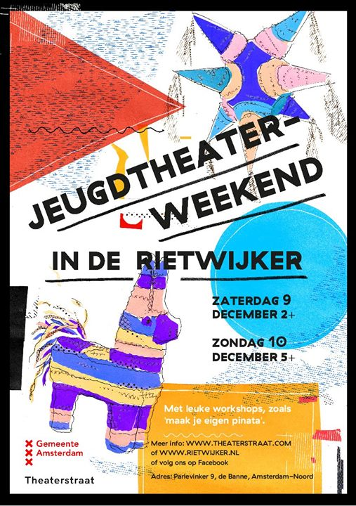 Jeugdtheater Weekend in de Rietwijker