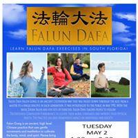 Falun Dafa Gentle Exercise
