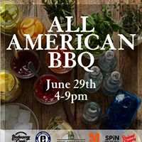 The All American BBQ at Philadelphia Distilling