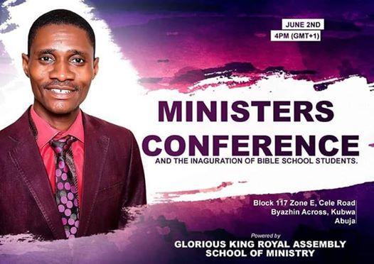MINISTERS CONFERENCE at Byazhin Kubwa, Abuja